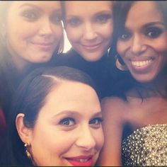 #Scandal Sisters FOR REAL.