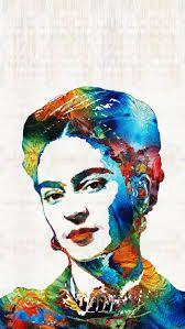 Resultado de imagem para imagens vetorizadas frida kahlo
