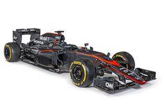McLaren MP4-30 New Livery