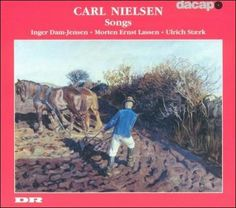 Precision Series Inger Dam-Jensen - Nielsen:Songs and Verses/Songs, Pink