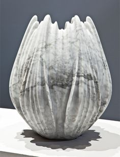 Tau Vases by Zaha Hadid for Citco - made from different varieties of marble (+ slideshow).