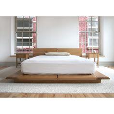 Semigood Design Rift Loft Platform Bed   AllModern