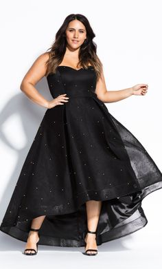 Plus Size Formal Dresses | Plus Size Sweet Jewel Maxi Dress