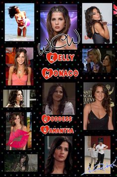 GH Billy Miller, Kelly Preston, Kelly Monaco, Soap Opera Stars, General Hospital, Always And Forever, Pretty People, Actors & Actresses, Ariel