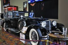 https://flic.kr/p/s81hN7 | 1930 Cord Model L-29 Front Drive Town Car | Original Owner: Delores Del Rio  Coachbuilder:  Walter M. Murphy Co., Pasadena, CA  Cost when new:  $7,000.00  Press L to enlarge
