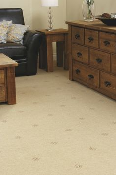 @AxminsterUK Moorland Crest - Honeysuckle. Available at Rodgers of York.