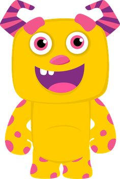 ... MONSTERS on Pinterest | Monster University, Monsters Inc and Clip Art