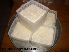 Ένα καταπληκτικό τυρί...Το φτιάχνουν στη Λήμνο και τη Μυτιλήνη,αλλά και στην Κρήτη...Μοιάζει με το κεφαλοτύρι...Άλλωστε ο τρόπος παρασκε... Greek Cooking, Cooking Time, How To Make Cheese, Food To Make, Making Cheese, Food Network Recipes, Food Processor Recipes, Greece Food, Homemade Cheese