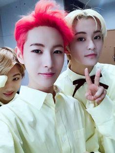 NCT DREAM // Renjun, Mark, & Jisung