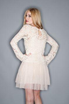 Carrie Crochet Dress $79