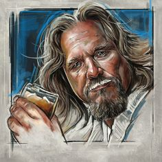 The Dude by Robert Bruno