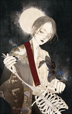 Synesthesia Garden - a weird art + style blog | » Blog Archive » The Romantic Cannibal: The Art of Kurokawa Inuko