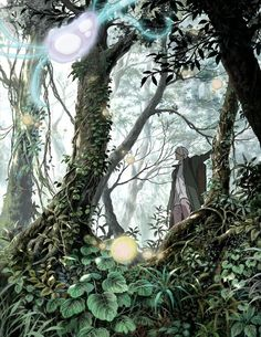 Mushishi-Mushishi- A most Awesome Anime If your looking for something Mushishi is it ;) Check it out ;)