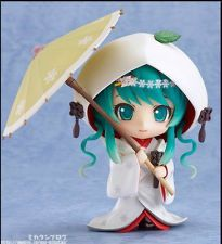 2013 Nendoroid Snow Miku Ver Strawberry