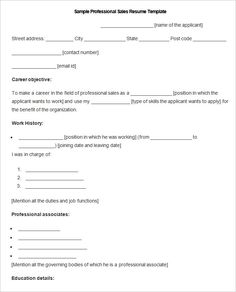 Resume Objective Sales Pleasing Sample Sales Coordinator Resume Template  Write Your Resume Much .