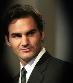 Winning the Swiss Sportsman of the Year 2012 Award, 16 December 2012. Handsome!