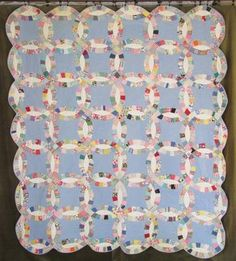 Old fashioned patterns are my favorite. Artisan Works, Blue Wedding Rings, Primitive Quilts, Wedding Ring Quilt, I Am Awesome, Lisa, Quilting, Childhood, Teen