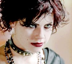 """You know, in the old days, if a witch betrayed her coven… they would kill her. The Craft 1996, The Craft Movie, Nancy The Craft, Nancy Downs, Fairuza Balk, Cool Makeup Looks, Riot Grrrl, Aesthetic Gif, Movies Showing"