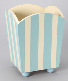 Arch Wastebasket (or maybe a planter)