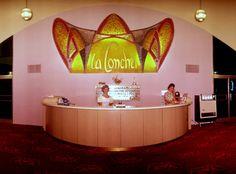 Motel Lobby Las Vegas 1961