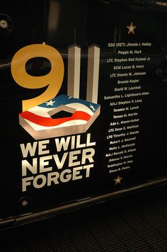 9/11 Pentagon Victims Honoring The Victims following the attack via Flight 77 on the US #Pentagon (One of the 4 Targets of #911) Remembering and Honoring the Heroes of 9-11-2001 9-11 #NeverForget #911 #Remembering911 9/11/2001