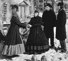 Little Women, 1949 Janet Leigh, Elisabeth, Elizabeth Taylor, Movie Info, Cinema, March, Dresses, Women, Fashion