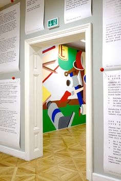 Taking a Line for a Walk. An Exhibition About Assignments in Design Education