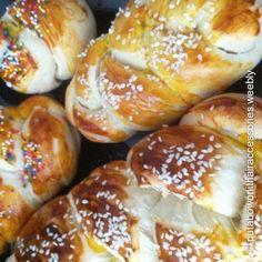 Sweet Bread Machine Challah