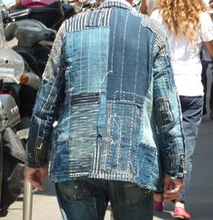 Japanese Boro Jacket