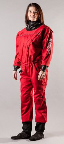 Mythic Gear's Matsu Drysuit - Stay Dry and Warm, Be Seen, Be Safe