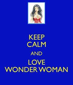 I <3 Wonder Woman