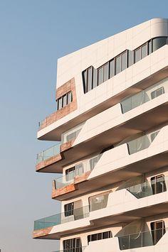 Zaha Hadid Architects, Simón García · arqfoto.com, Michele Nastasi, Simone Bossi · Citylife · Divisare