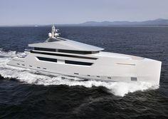 49m yacht concept de nick mezas yacht design