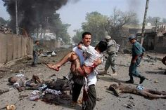 deaths | Civilian Casualties in Afghanistan Rise by 20% | The Political Musings ...