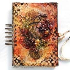 Mixed media canvas, mixed media collage, collage art, journal covers, art j Mixed Media Journal, Mixed Media Collage, Mixed Media Canvas, Collage Art, Journal Covers, Art Journal Pages, Art Journaling, Altered Books, Altered Art