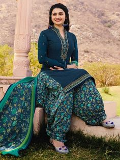 #Designer #Printed #Blue Color #Latest #Eid #Collection#patiala #suit #salwar #Low Price #Indian #SalwarKameez