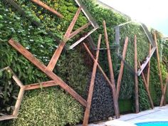 Cairo is growing green with living walls on the up - Jardin Vertical Fachada Landscape Design, Garden Design, Green Facade, Green Roofs, Vertical Garden Wall, Growing Greens, Kairo, Green Architecture, Plant Wall