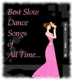Wedding Reception Songs 2015 – All the best slow dance songs; those numbers that you would definitely want to dance to. Wedding Songs Reception, Best Wedding Songs, Wedding Playlist, Wedding Music, Wedding Bands, Dance Playlist, Wedding Quotes, Slow Dance Songs, Slow Songs