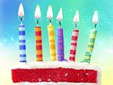 When you wish today, Wish Big! Happy Birthday!