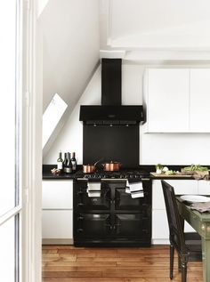 Kitchens That Get Black