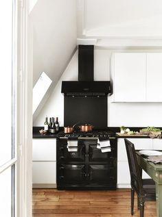 Kitchens That Get Black