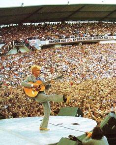"""vezzipuss.tumblr.com — David Bowie, """"Serious Moonlight Tour"""", Circa 1983...."""