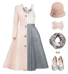 """""""Christmas Eve Brunch"""" by kearalachelle ❤ liked on Polyvore featuring Gianvito Rossi, Topshop, Dice Kayek, Esme Vie, Alva-Norge, Monsoon, Chanel and Zoe"""