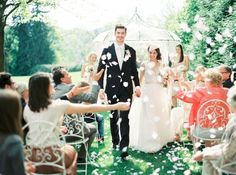 Outdoor wedding locations Austria Outdoor ceremony setting