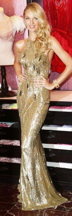 Victoria's Secret Models Candice Swanepoel