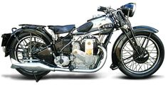 1932 Ariel Square Four vintage british motorcycle