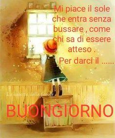 Good Night, Good Morning, Italian Greetings, Positive Mind, Happy Day, Diy And Crafts, Facebook, Random, Instagram