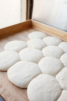 tartine bread dough