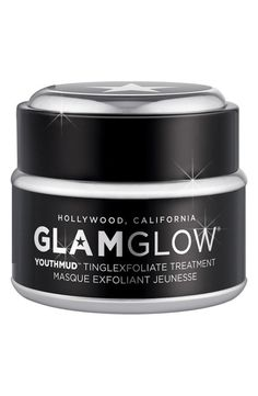 5 Must-Have Facial Masks for Each Skin Type: Best for Anti-Aging: Glam Glow Youthmud Tinglexfoliate Treatment