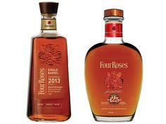 Amazing New Bourbon: Four Roses 2013 Limited Edition Releases   Serious Eats: Drinks